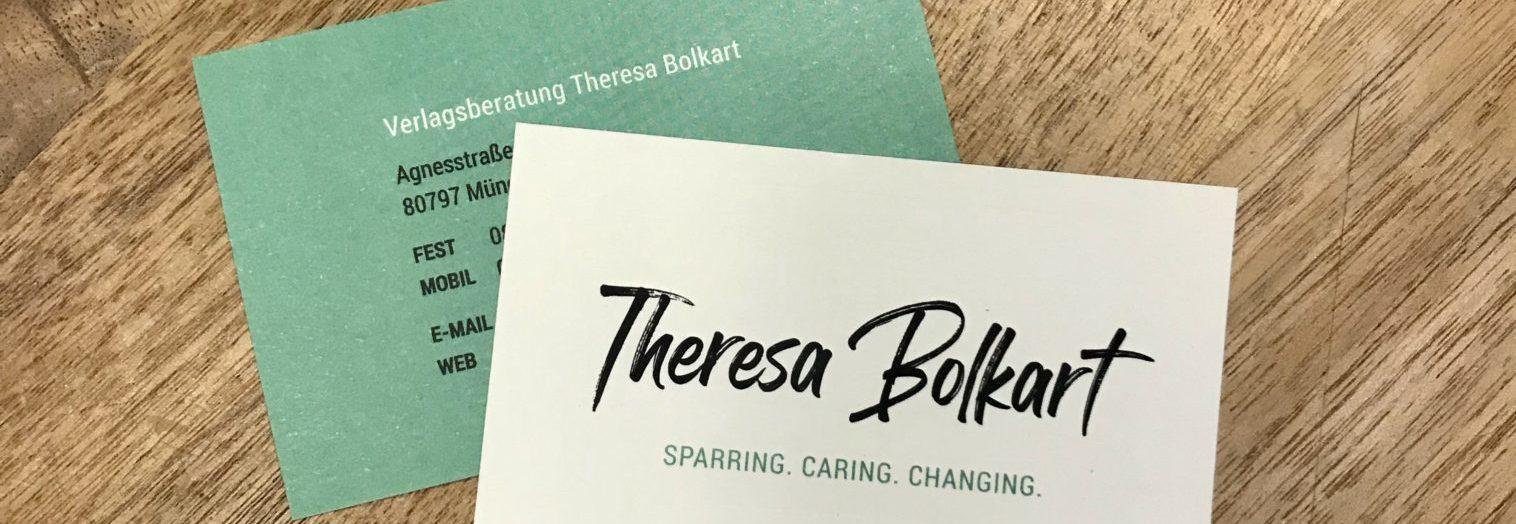 Verlagsberatung Theresa Bolkart